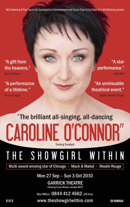 Image result for Strike Up the Band Caroline O'Connor pictures